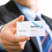Business card examples for a particular niche